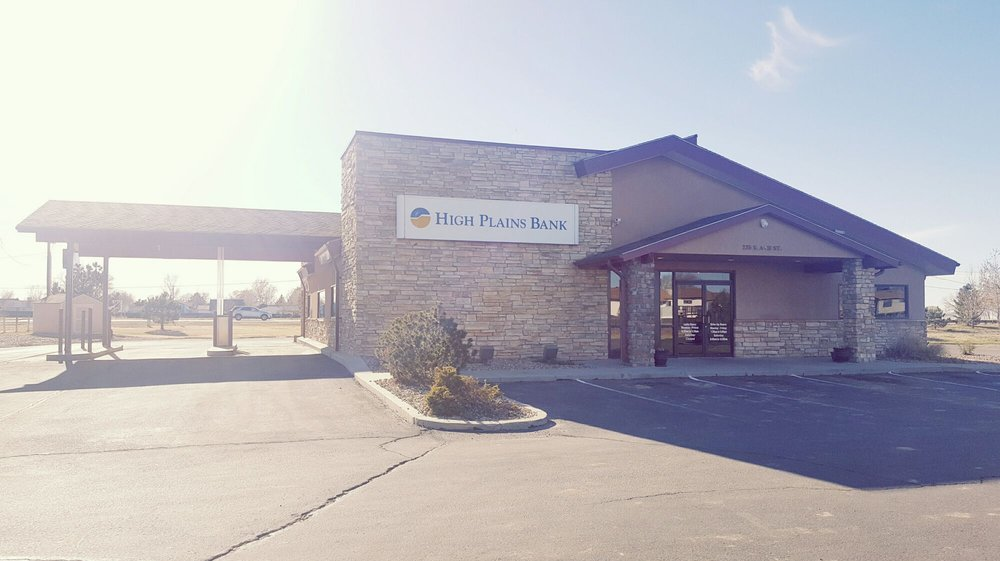 High Plains Bank: 235 S Ash St, Bennett, CO