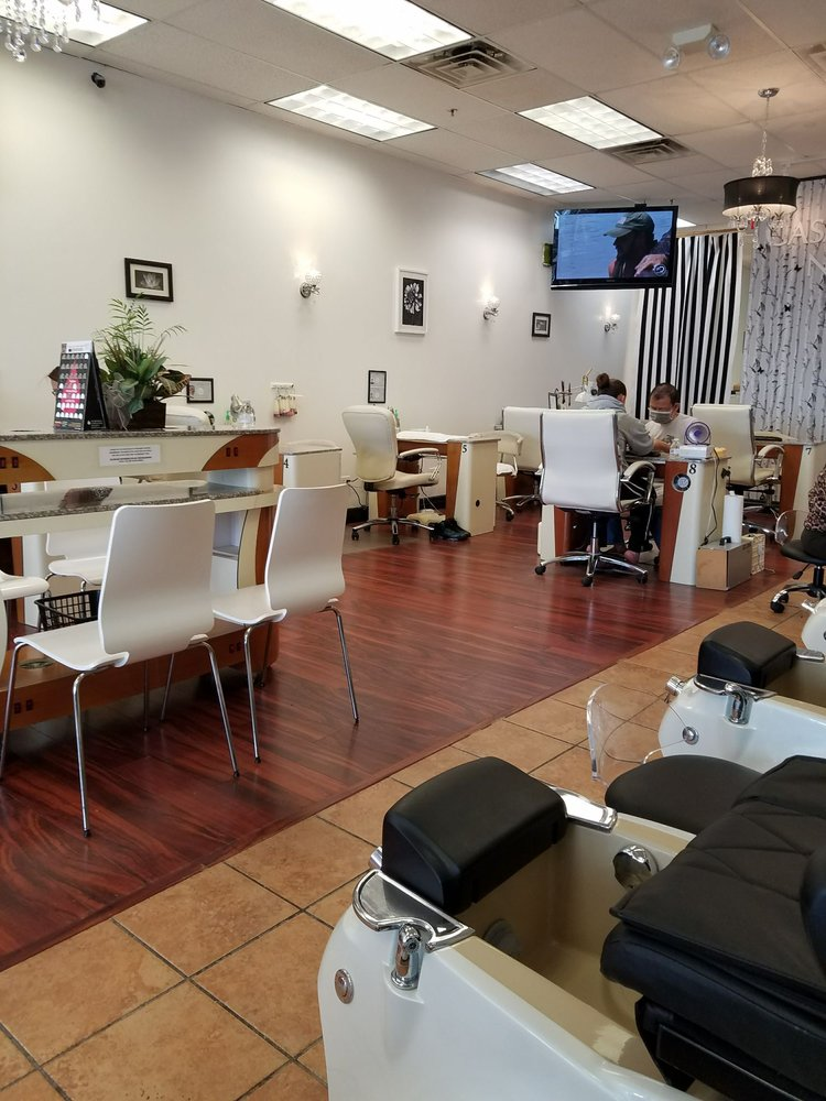 Casablanca Nails Spa: 26449 Johnson Rd, Evans Mills, NY