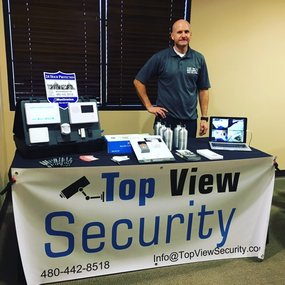 Top View Security