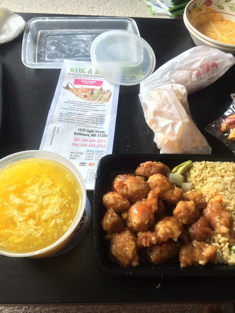 Chinese Food Delivery Baltimore Md