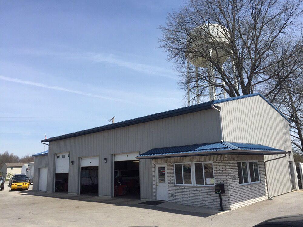 Jim's Auto Care: 13401 State St, Grabill, IN