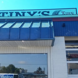 Tinys Tire Center Point S 30 Reviews Tires 10805 Pacific Ave