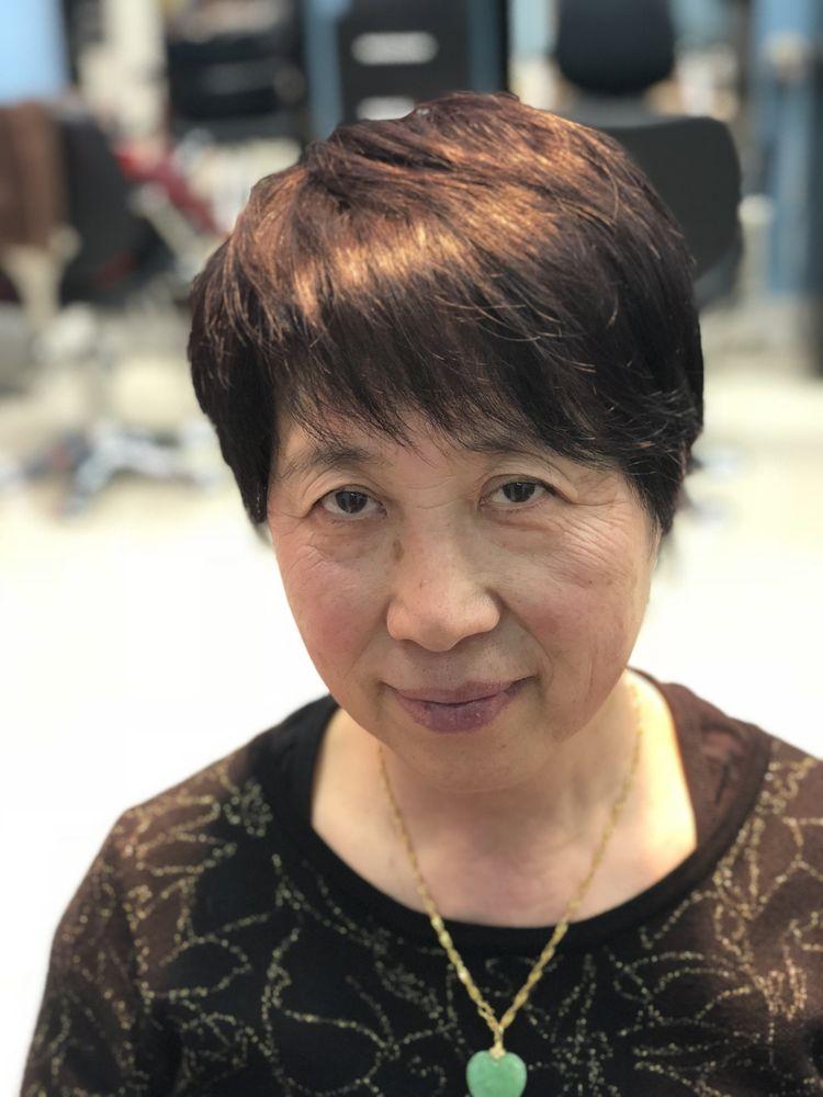 Women Short Hair Cut By Star Salon Yelp