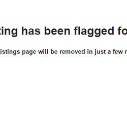 Craigslist Flagging Services Closed Professional Services 3245