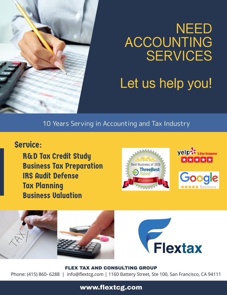 Flex Tax and Consulting Group - 2019 All You Need to Know