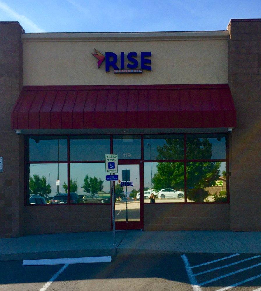 RISE Carson City exterior - Yelp