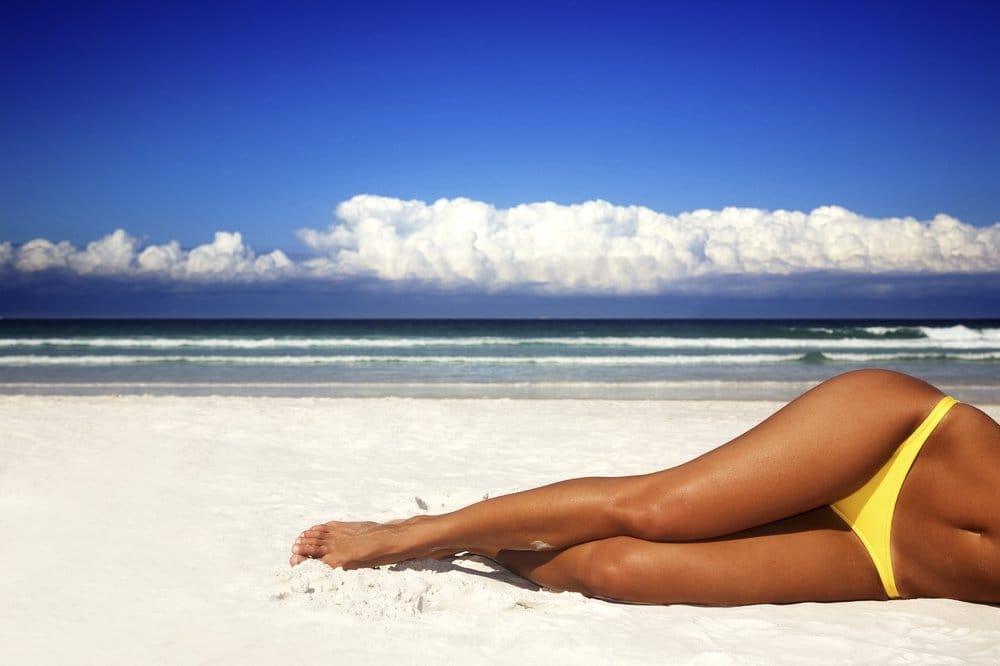 Photo Of Beach Lashes Tanning Manhattan Ca United States Be