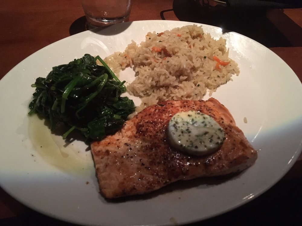 Creamed Spinach - Menu - Stoney River Steakhouse and Grill ...