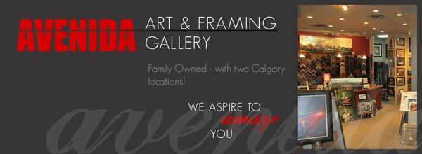 Avenida Art Gallery & Picture Framing - Art Galleries - 3625 ...