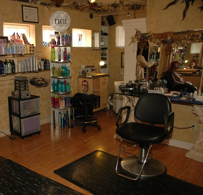 Here 39 s our studio last year yelp for A visionary salon