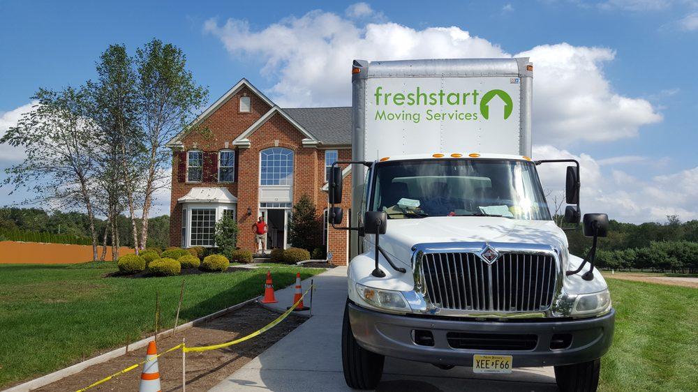 Fresh Start Moving Services: 901 E Clements Bridge Rd, Runnemede, NJ