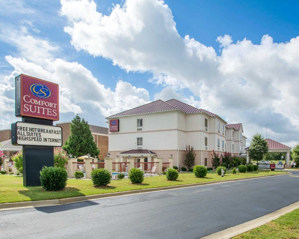 Comfort Suites Montgomery East Monticello Dr