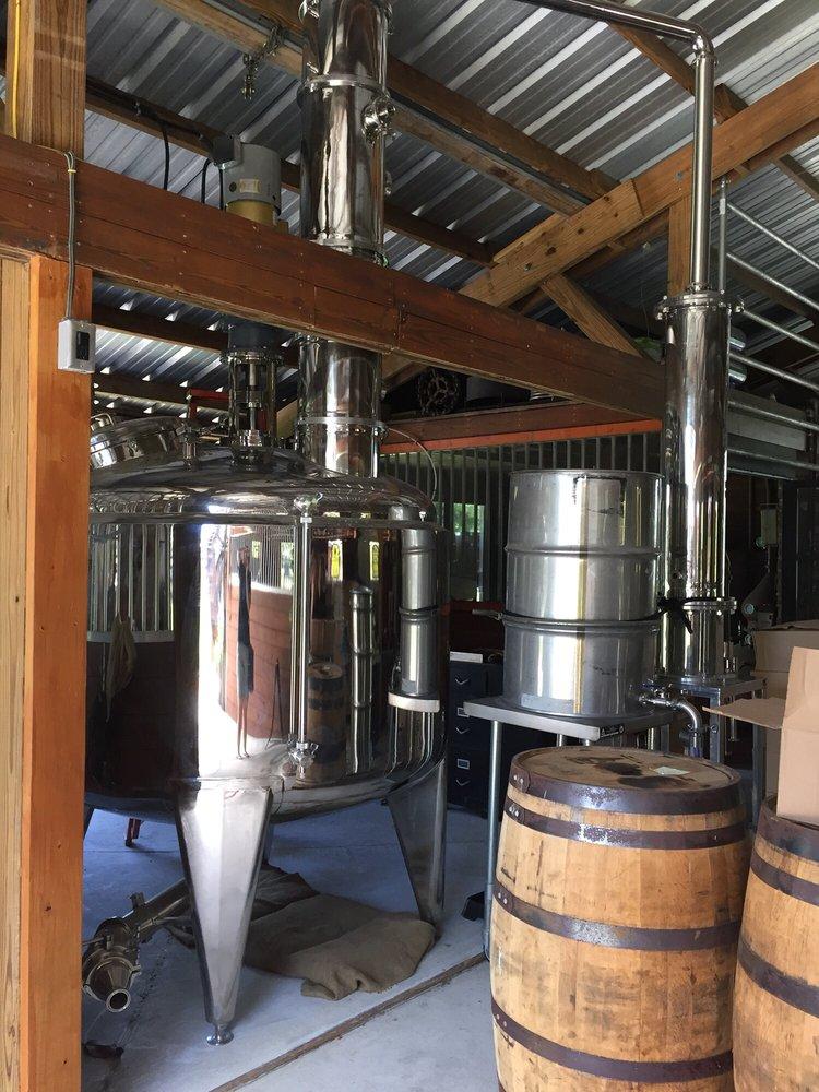 NJOY Sprits distillery: Wild Buck Rd, Brooksville, FL
