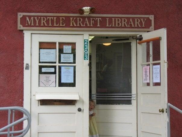 Portal Library: 2393 Rockhouse Rd, Portal, AZ