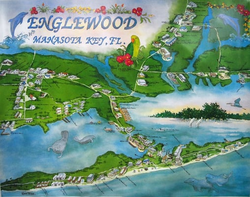 Island Breeze Condos And Vacation Rentals 2420 N Beach Rd Englewood