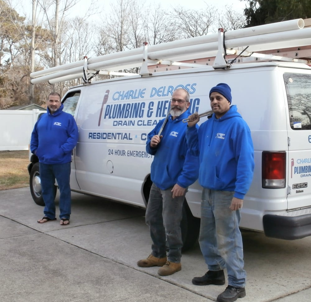 Charlie Delross Plumbing, Heating and Drain Cleaning