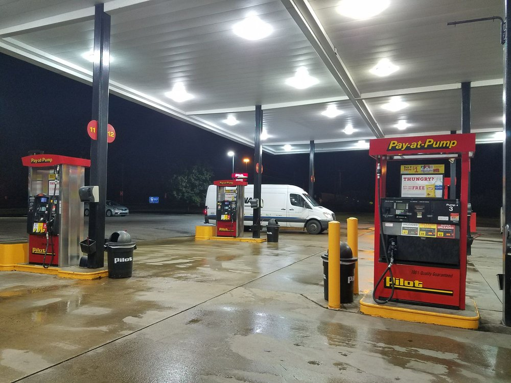 Pilot Travel Center: 2246 OH-45, Austinburg, OH