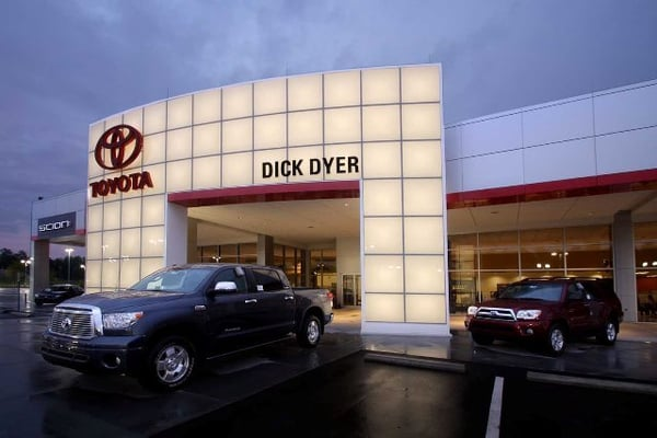 Dick Dyer Toyota 240 Killian Commons Pkwy Columbia, SC Auto Dealers    MapQuest