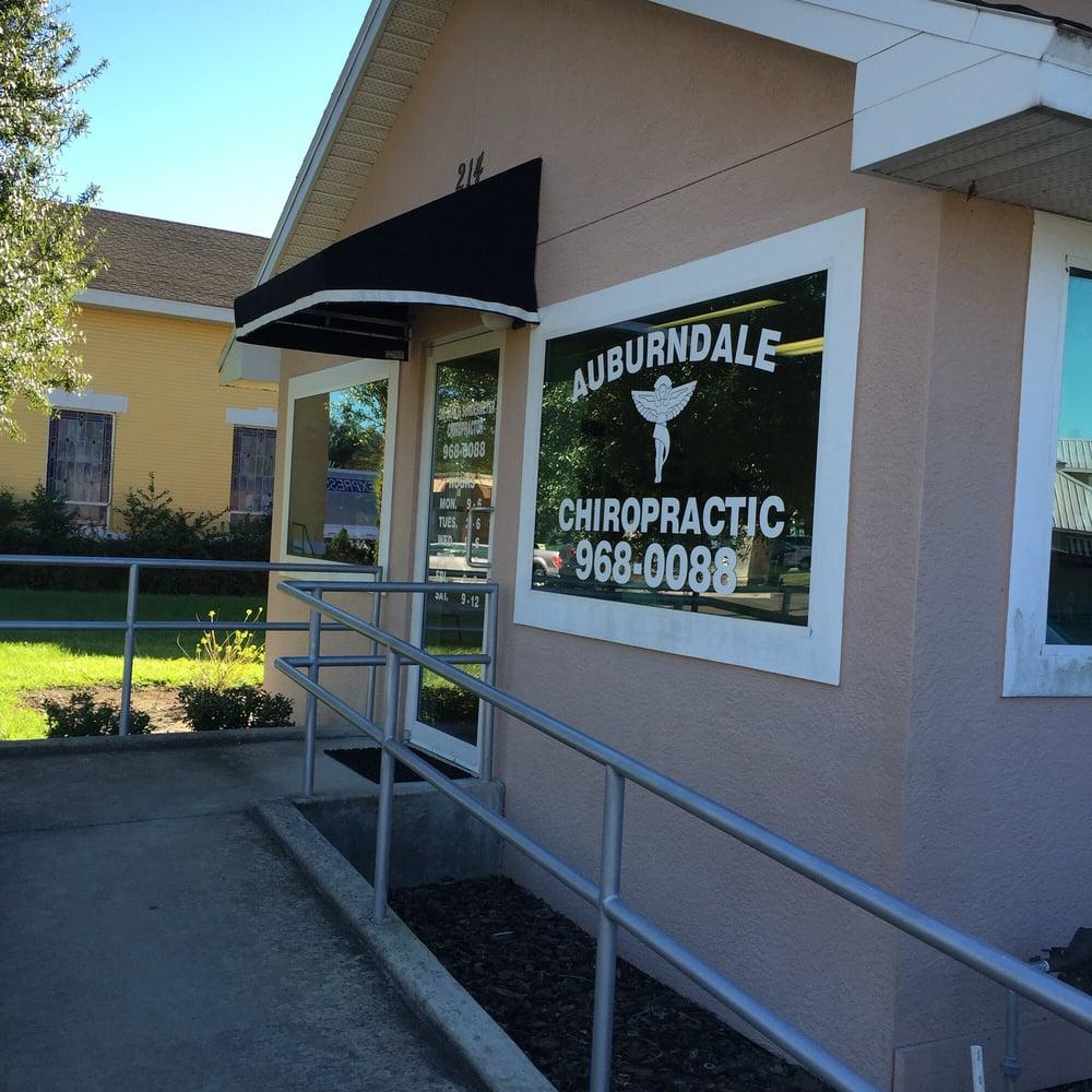 Auburndale Chiropractic: 214 Main St, Auburndale, FL