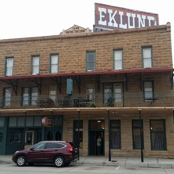 Photo Of Hotel Eklund Clayton Nm United States Balcony On Some Second