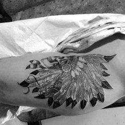 Tattoo shops near fort lee va