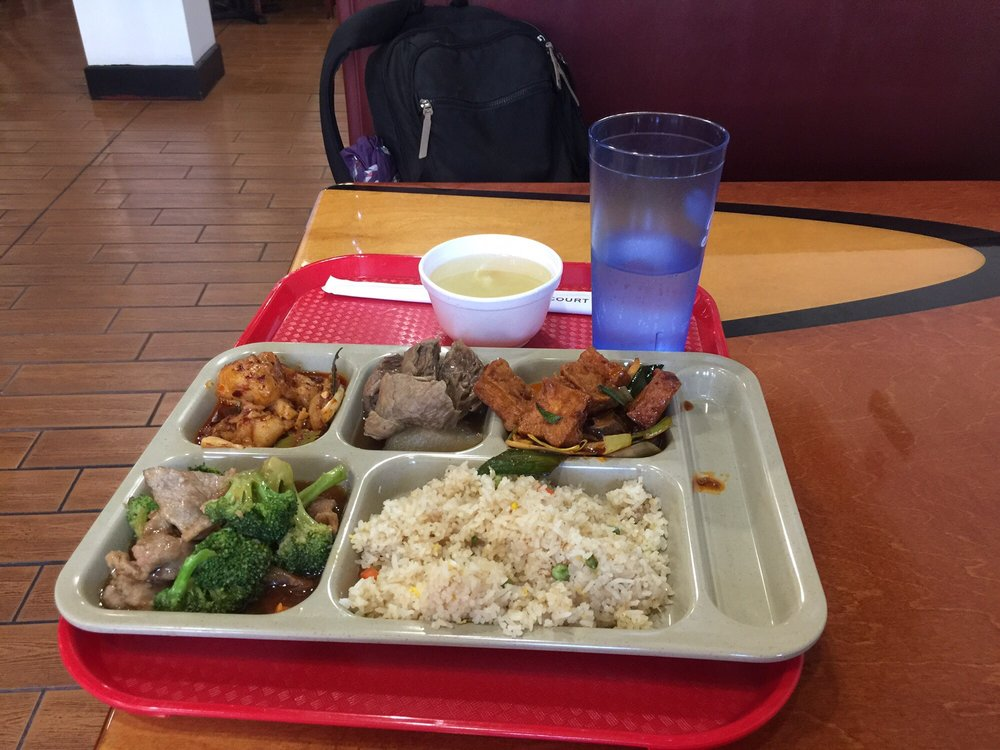 Little Food Court: 250 E Calderway, State College, PA