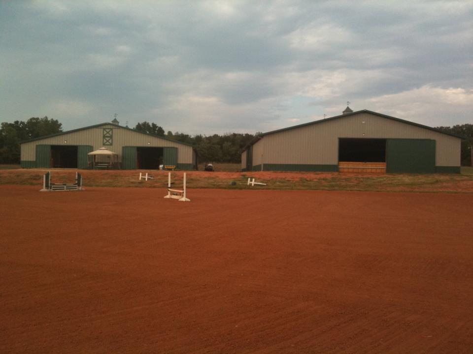 Celtic Cross Equestrian Center: 14100 E Cedar Ln, Norman, OK