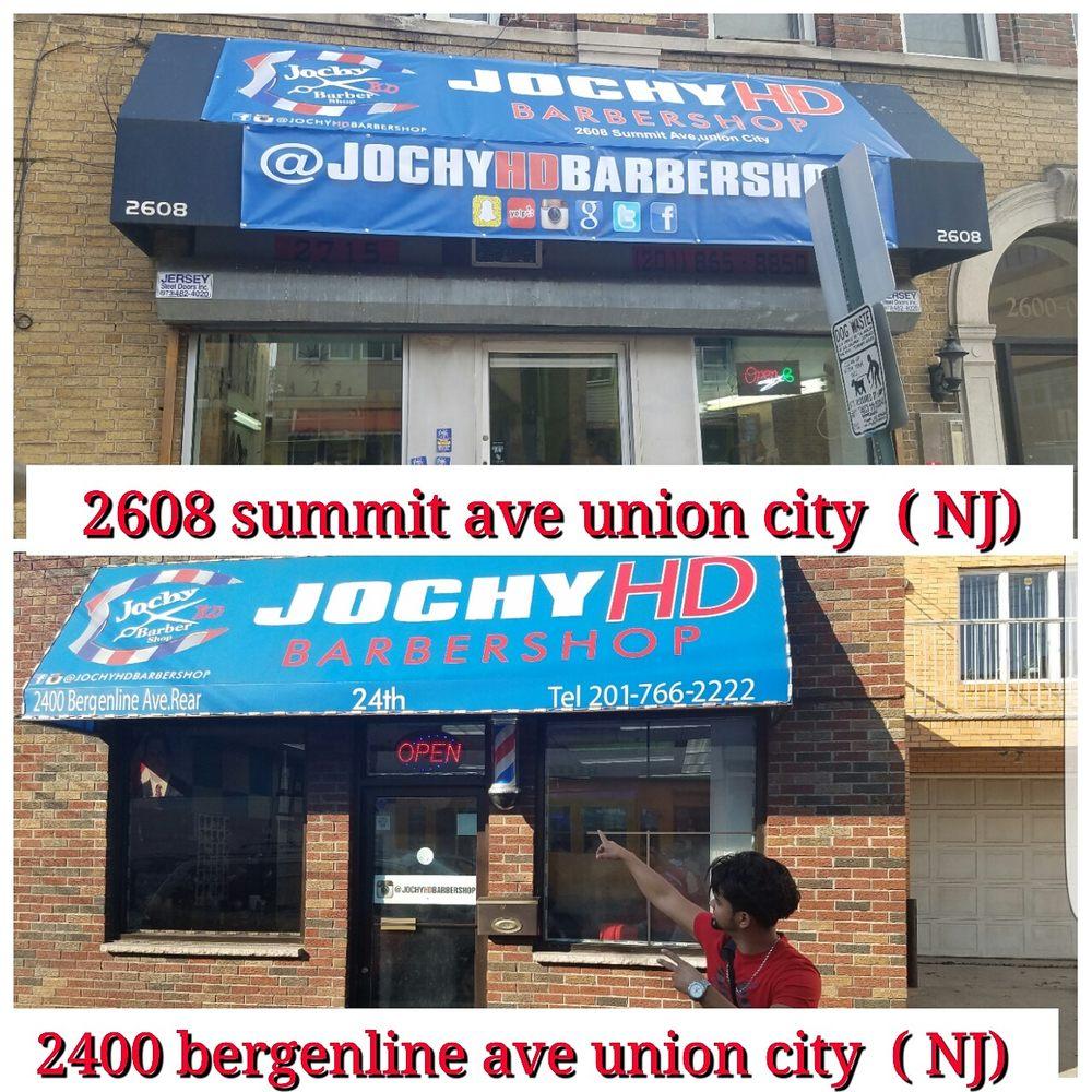 @jochyhdbarbershop 2608 summit ave union city (NJ) - Yelp