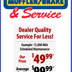 Monro Oil Change Coupon >> Monro Muffler Brake Service Closed Tyres 9402