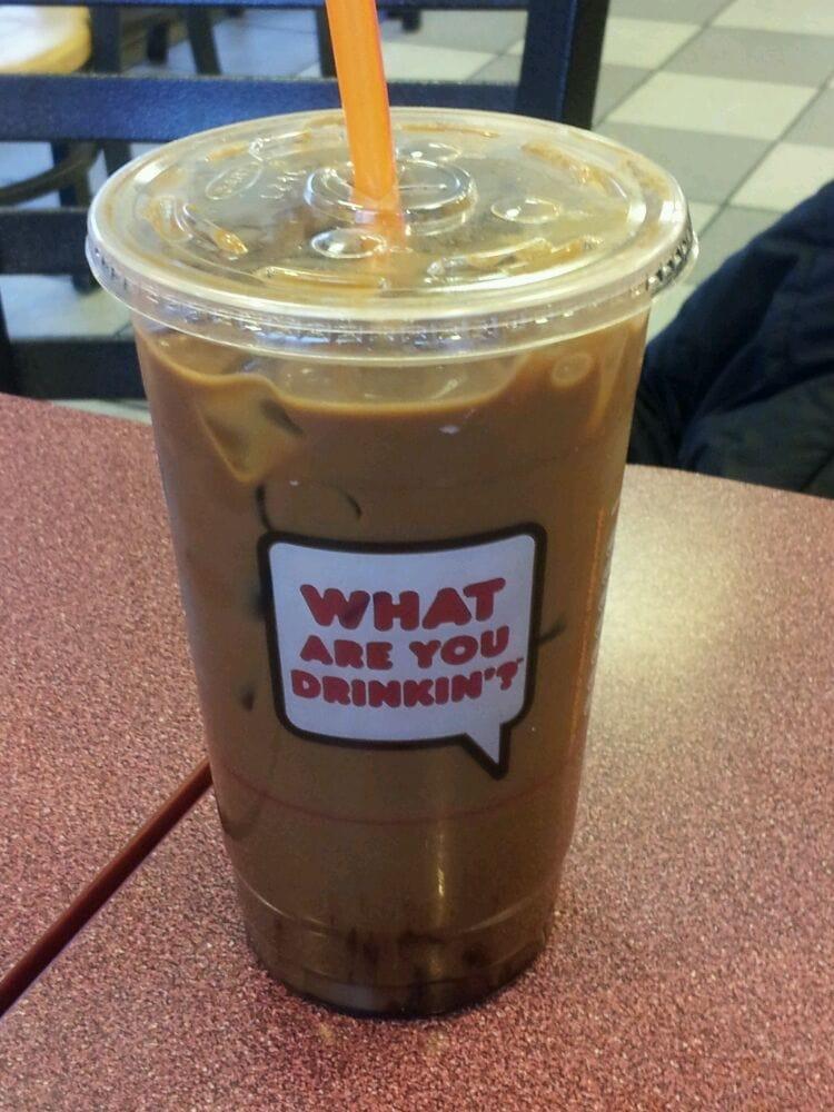 Iced Coffee Mocha Yelp
