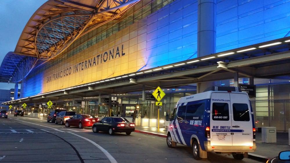 Blue Shuttle Airporter