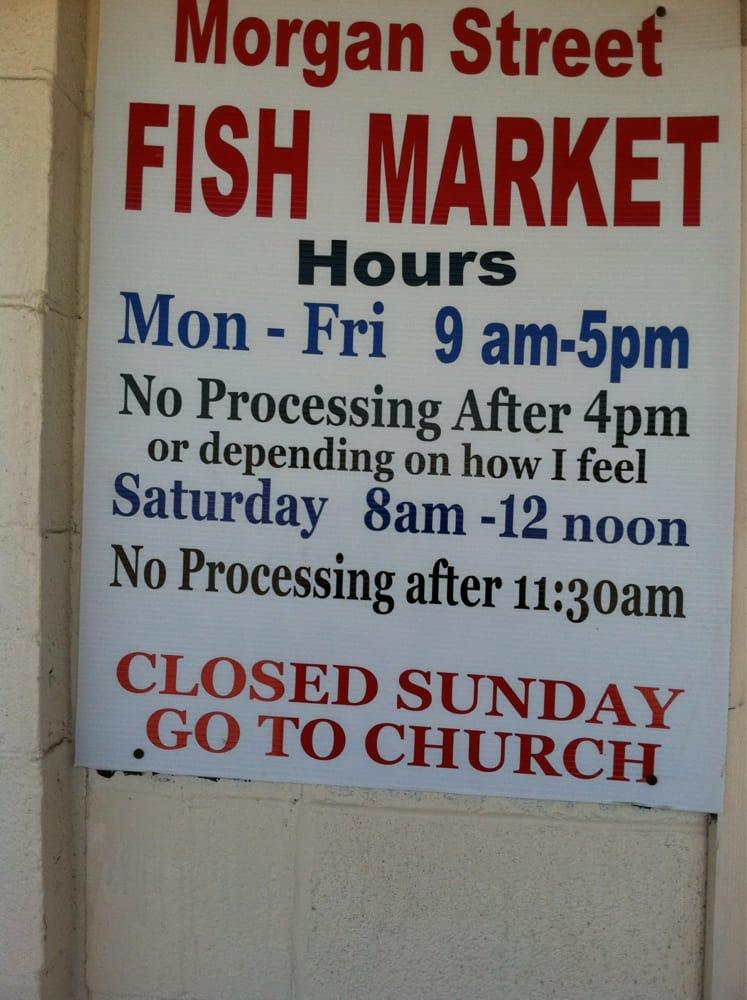 Morgan Street Seafood: 338 44th St, Corpus Christi, TX