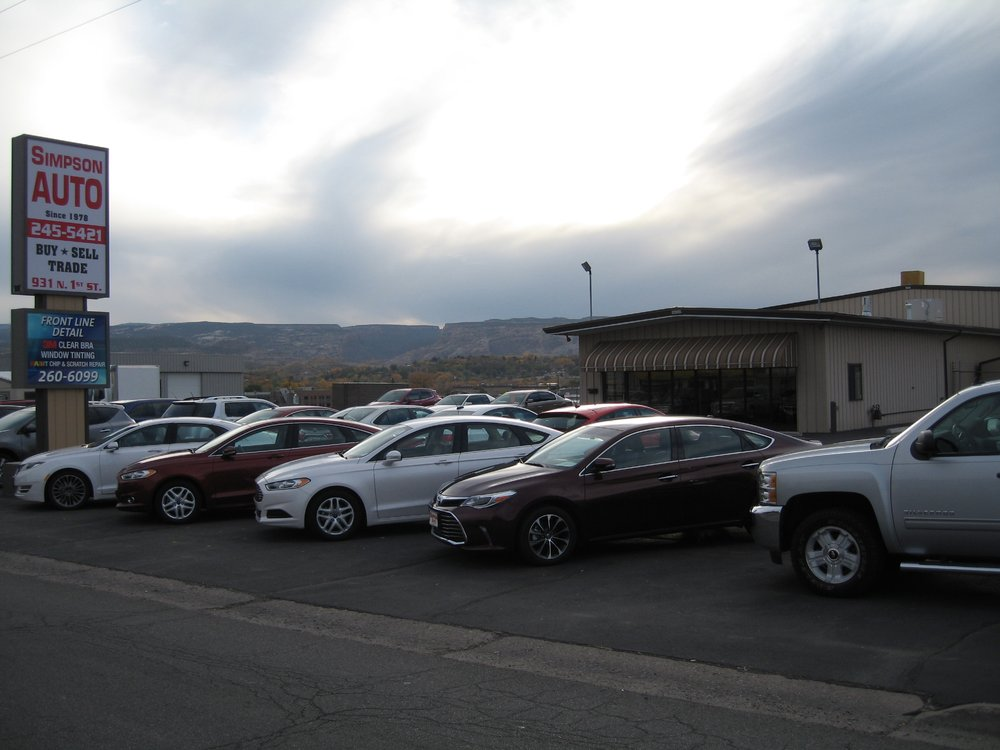 used cars grand junction colorado western slope auto autos post. Black Bedroom Furniture Sets. Home Design Ideas