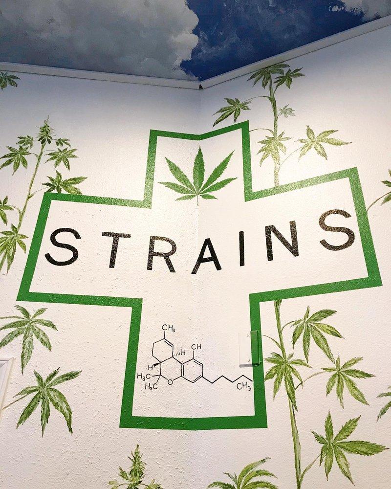 Strains Dispensary: 820 W Rider St, Perris, CA