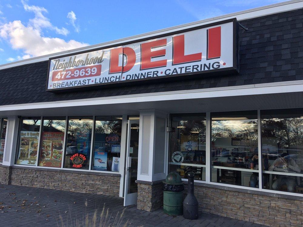 Neighborhood Deli: 735 Montauk Hwy, Bayport, NY