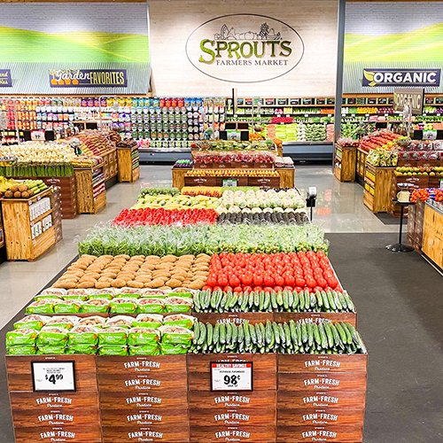 Sprouts Farmers Market: 7504 US 72 West NW, Madison, AL