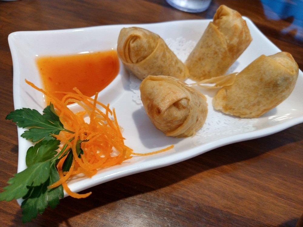 Food from Asian Fusion Cuisine