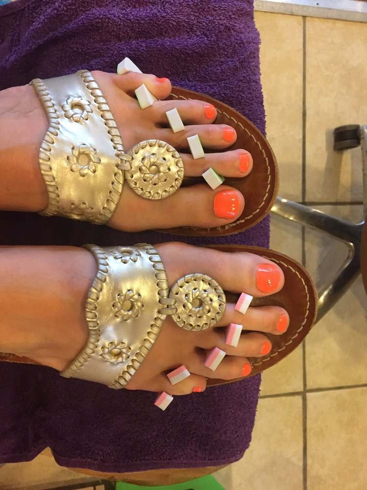 Jacklyn Nail Spa: 109 E Water St, Centreville, MD