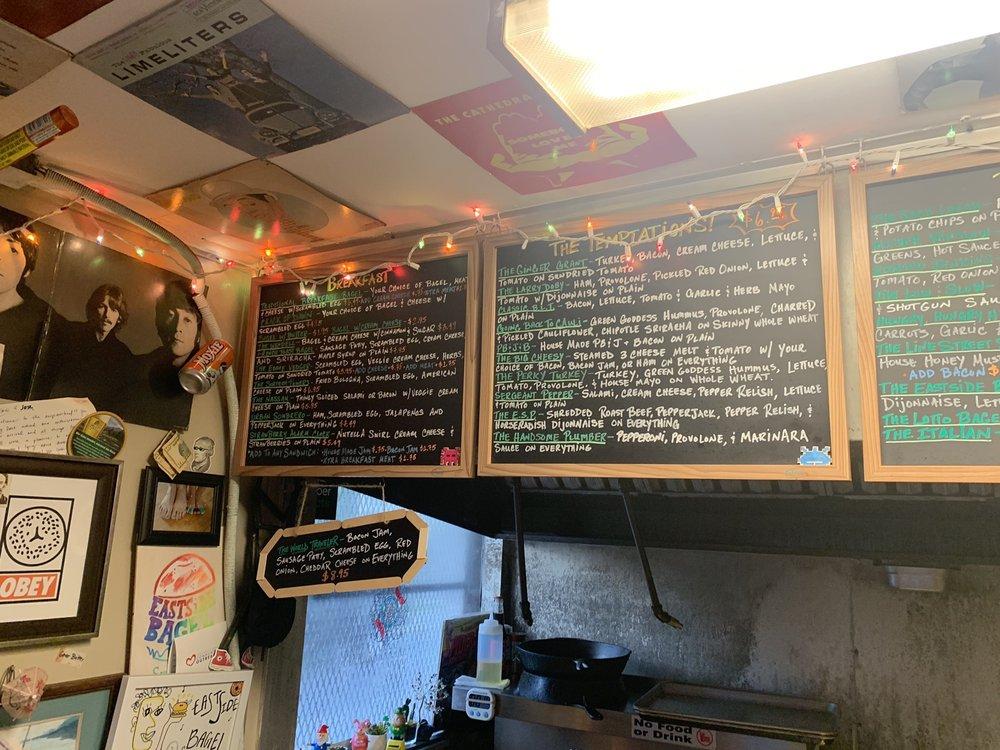 Eastside Bagel - Order Food Online - 62 Photos & 62 Reviews