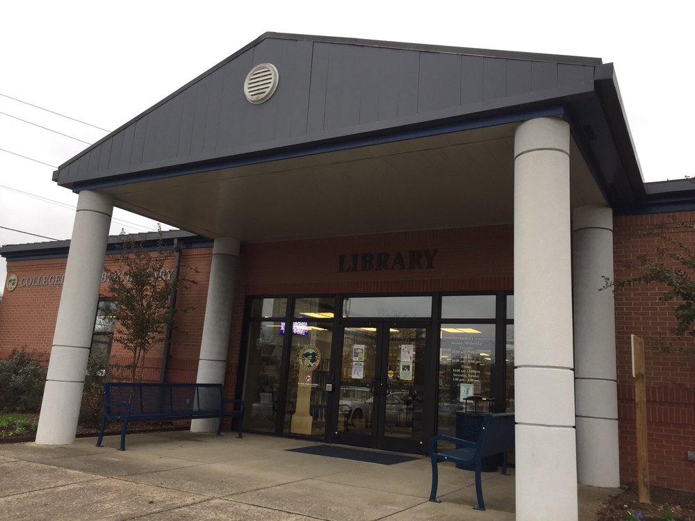 Collegedale Public Library: 9318 Apison Pike, Ooltewah, TN
