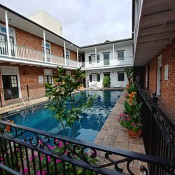 Photo Of Hotel Provincial New Orleans La United States How My Days
