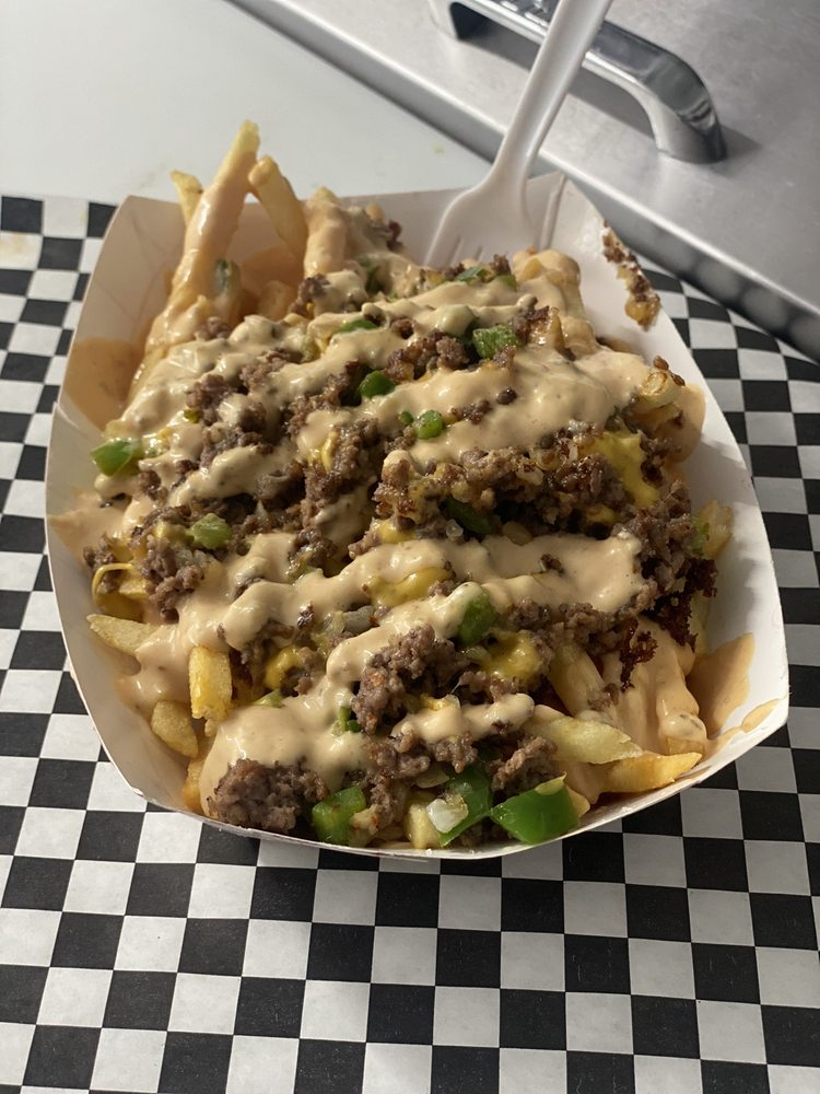 All Around Burger: 489 5th Ave, Deer Trail, CO