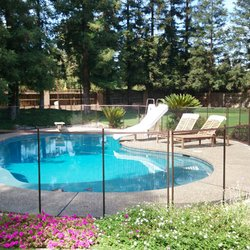 photo of guardian pool fence systems fresno ca united states this removable