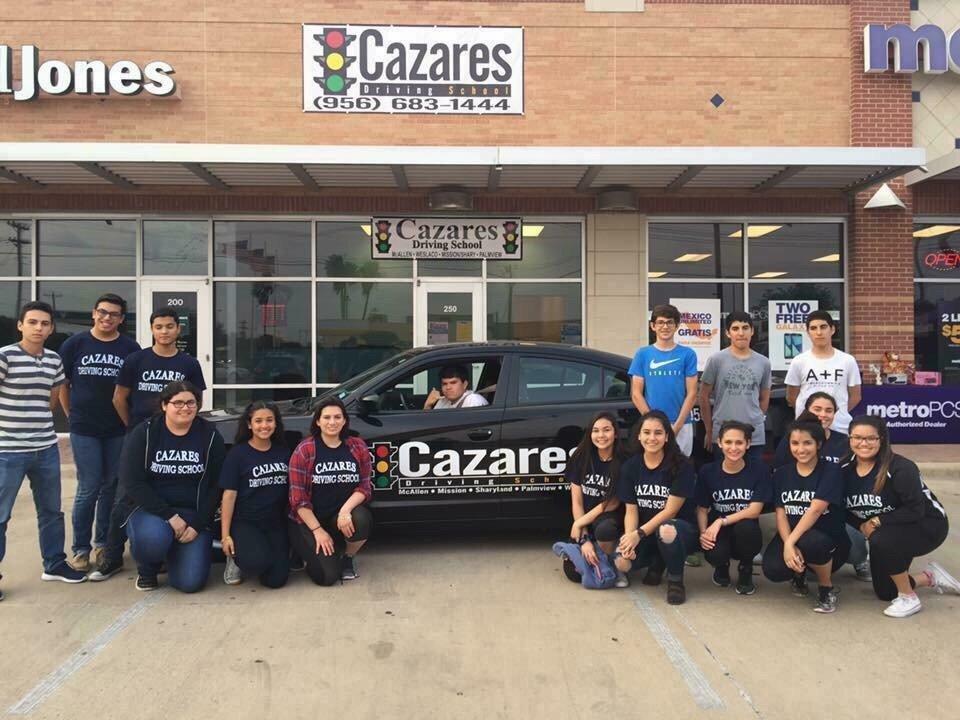 Cazares Defensive Driving School: 713 N Bentsen Palm Dr, Mission, TX