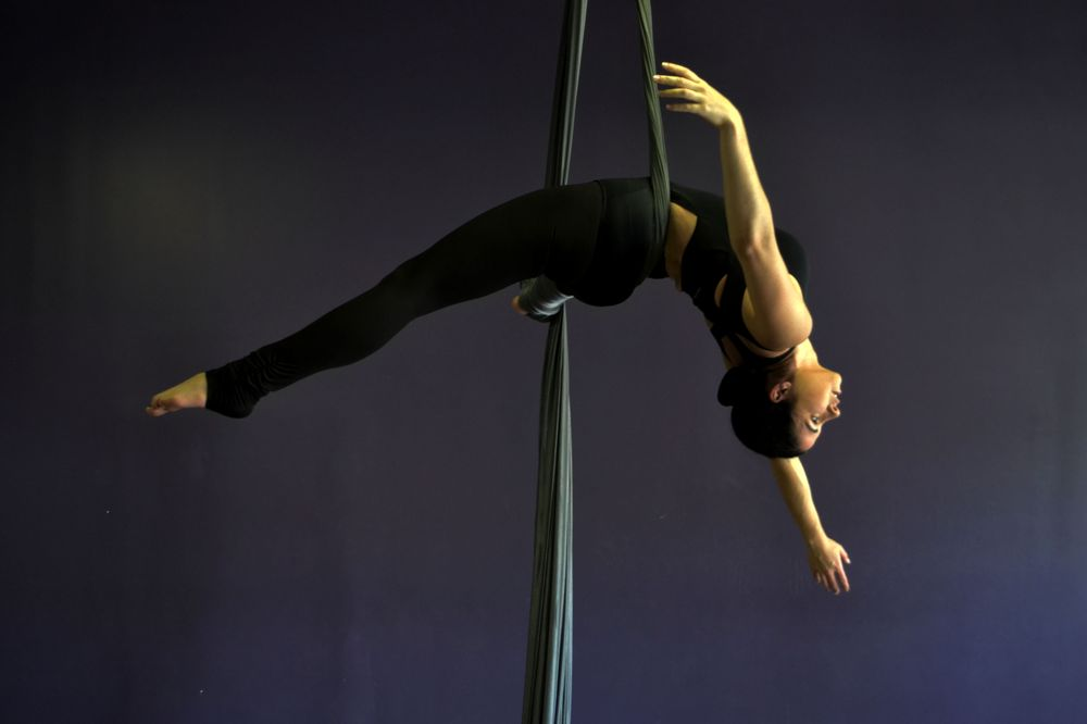 Aerial Dragonfly Movement Studio