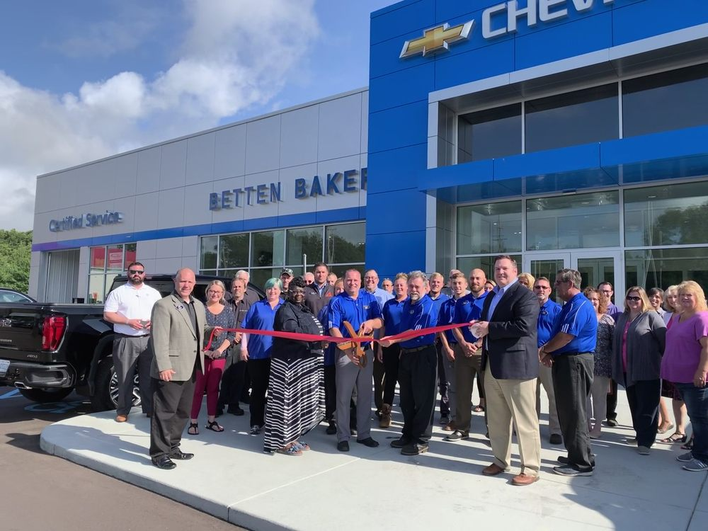 Betten Baker Chevrolet Buick GMC: 1255 Lincoln Rd, Allegan, MI