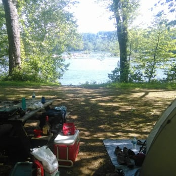 Grape Island Camping Review
