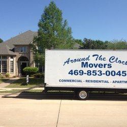 Photo Of Around The Clock Moving U0026 Storage   Dallas, TX, United States