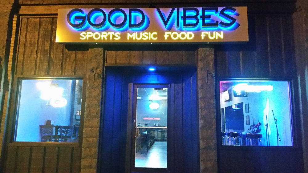 Good Vibes Bar and Grill: 109 N Cecil St, Bonduel, WI