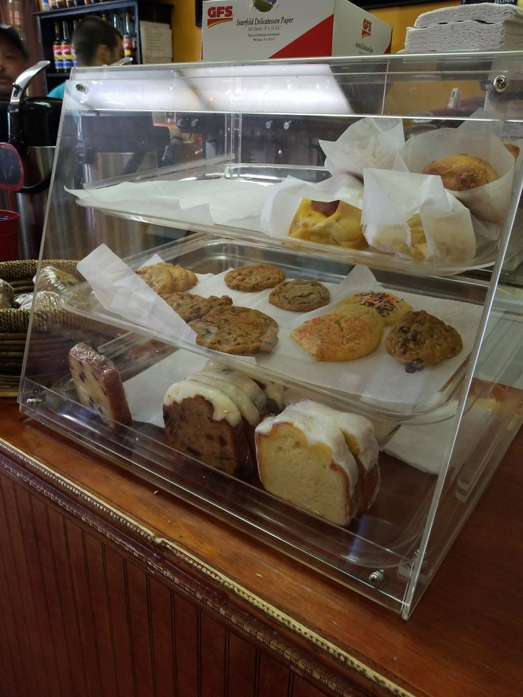Abigail's Coffeehouse: 104 W Main St, Ligonier, PA